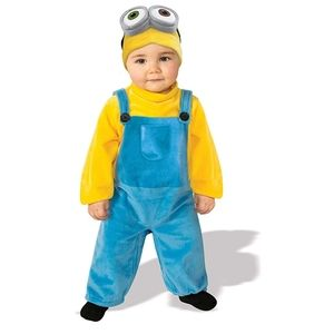 minion bob toddler costume rubies 3t